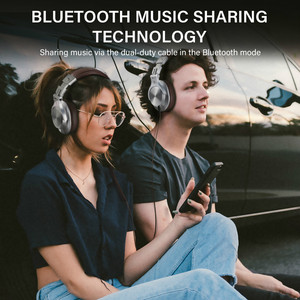 Image 5 - Oneodio Fusion Wired + Wireless Bluetooth Headphones For Phone Mic Over Ear Studio DJ Headphone Professional Recording Headset