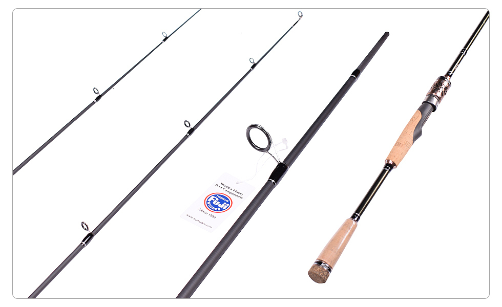 isca 8-25g ultraleve vara de fiação de pesca pólo