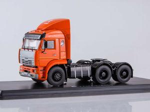 Модели звездных весов 1/43 трактора KAMA3 6460 SSM 1248