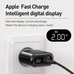 Image 3 - Mcdodo cargador USB de carga rápida para móvil, cargador de teléfono de 18W de carga rápida 4,0 PD para iPhone 11 Max Pro X XR XS Xiaomi Samsung S10 9 Huawei