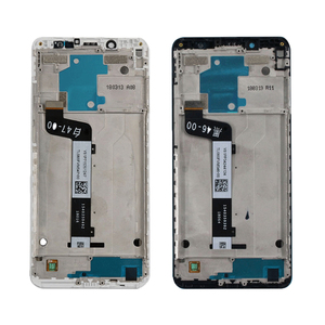Image 3 - original pantalla xiaomi redmi note 5 display in Mobile Phone LCDs with Frame Redmi note 5 pro lcd Replacement Repair Parts