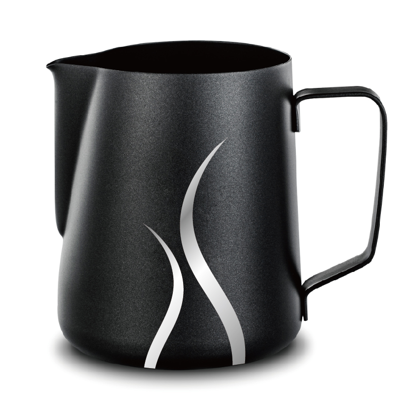Non Stick Teflon Stainless Steel DIY Milk Frothing Pitcher Espresso Coffee Barista Craft Latte Cappuccino Cream Frothing Jug