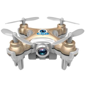 Mobile RC Quadcopter Cheerson CX-10W Mini Wifi FPV With Camera 2.4G 4CH 6 Axis LED RC Quadcopter GD US shipping
