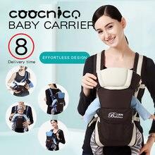 Многофункциональный рюкзак кенгуру для младенцев; 4 в 1 Удобная