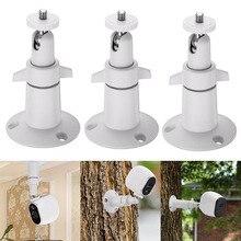 3 Pçs/set Câmera Monitor de Segurança Suporte De Parede Ajustável Cam para O Arlo Pro Câmeras Ao Ar Livre Indoor VDX99