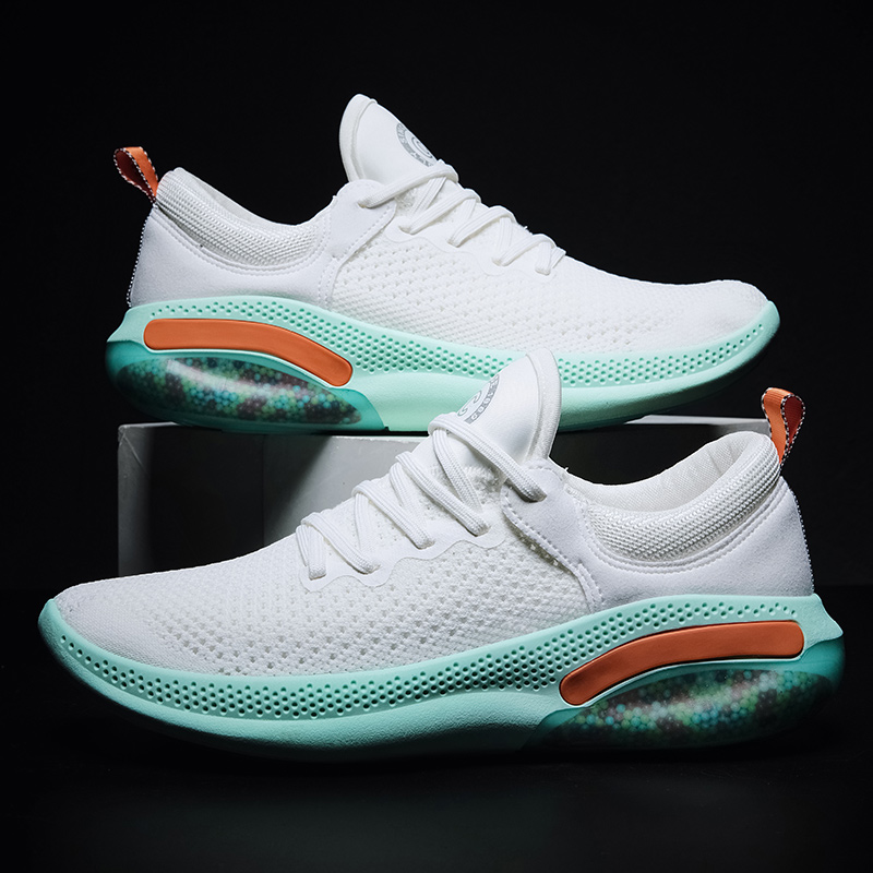 Comfortable Outdoor Non-slip Brand Men Sneakers Light Breathable Man Jogging Sports Shoes High Quality Trend Men's Running Shoes