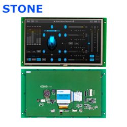 Touch Controller 10.1 Inch TFT Display Panel Work With Any Microcontroller /MCU
