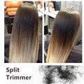 Триммер для волос с разрезом, новинка 2021, профессиональная машинка для стрижки волос с USB-зарядкой, машинка для стрижки волос с гладкой повер...