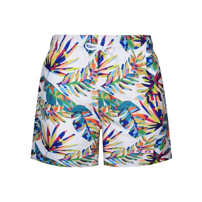 Mens Summer 3D Printed Pattern Shorts Eden Park Siwmwear Mens Beach Board Shorts Pants  Men Holiday Trunks Shorts Beach Pants