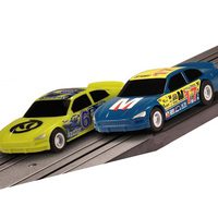 Scalextric-Ranura eléctrica para coche para Carrera, 1/43, para niños, cepillos de Control remoto, Accesorios