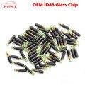 20 teile/los ID48 Chip Blank Glas Entsperren Kopie Transponder Chip OEM ID 48 Chip