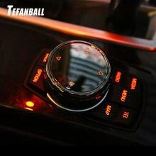 Автомобильные наклейки для кнопок мультимедиа накладка ручка