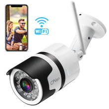 цена на CPVan IP6 IP Camera HD 1080P WiFi Bullet Camera with Waterproof Night Vision Motion Detection Wireless Outdoor Video Surveillanc