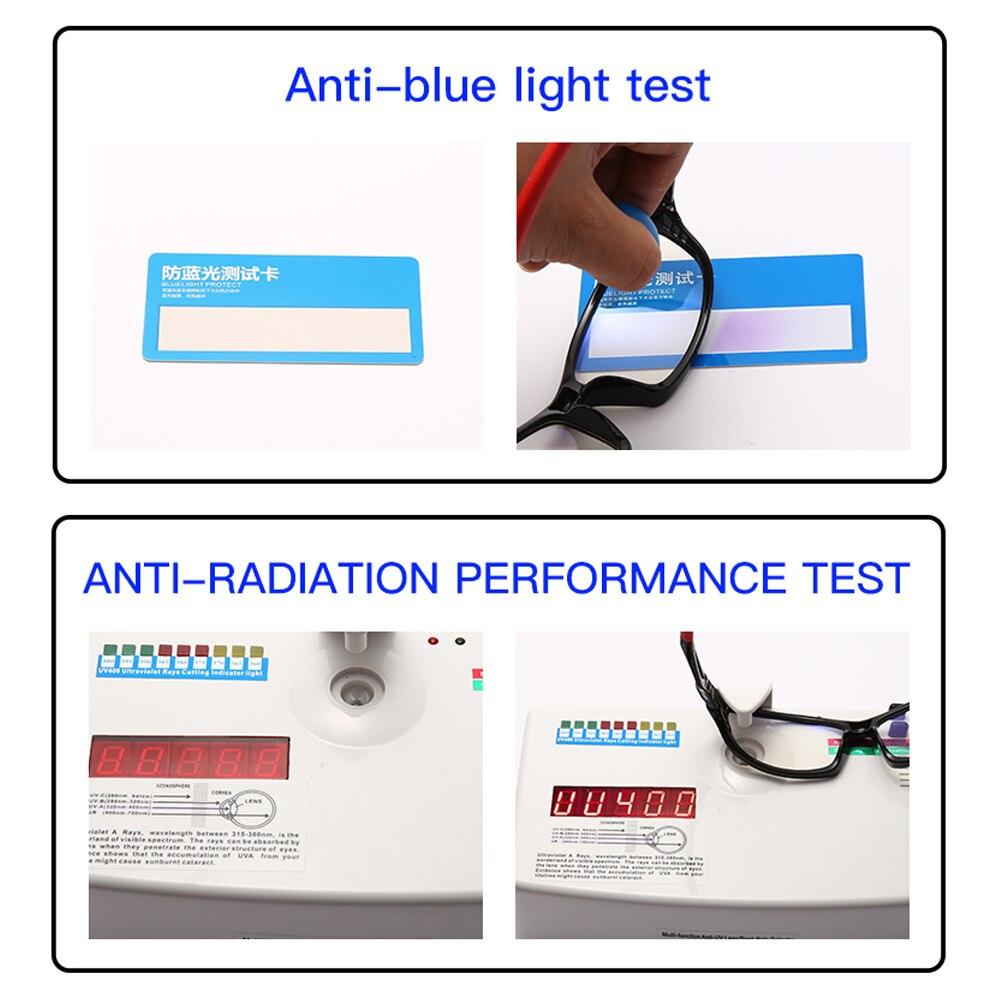 Оправа для очков longkeeper с защитой от синего света мужчин