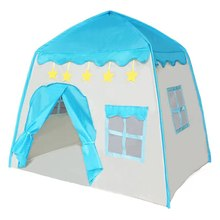Toys House Outdoor Castle Flower Star-Tent Mosquito-Proof Folding And Girls' Boys Children's