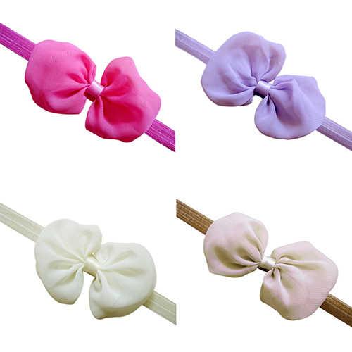 Un par recién nacido bebé Bowknot banda elástica botines pie flor fotografía calcetines de utilería perfecto presente bebé fotografía Accesorios