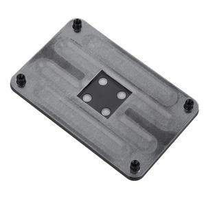 CPU Heatsink Bracket Backplane Backplate Back Sheet Iron Plate Durable for AM4