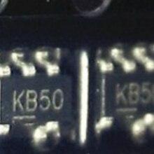 10 PÇS/LOTE MIC5205-5.0YM5 MIC5205-5.0 SOT23-5 SOT MIC5205 5V KB50 SMD Novo original Em Estoque