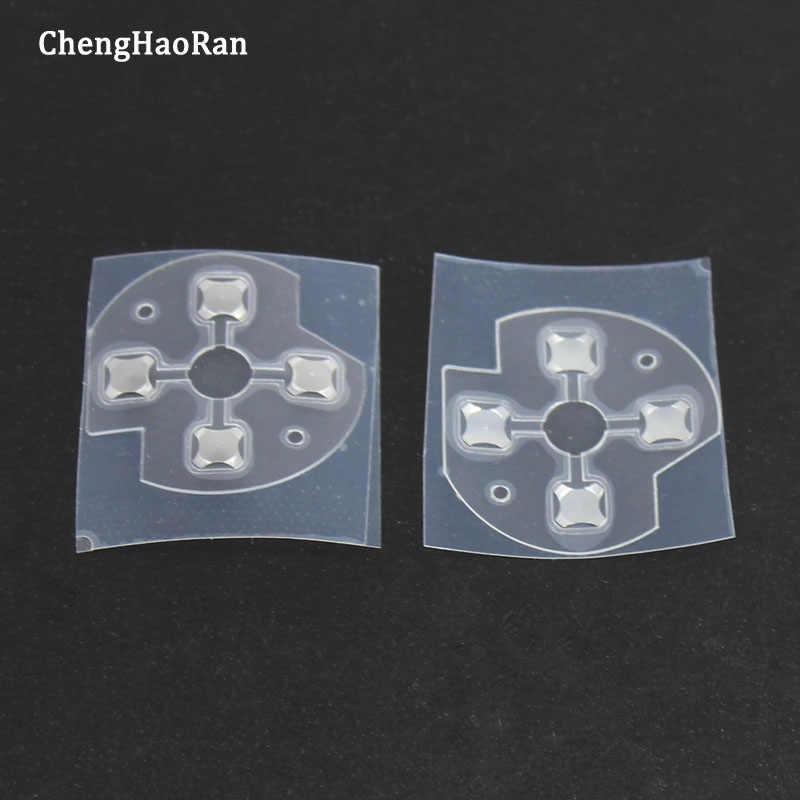 2 個の D パッドボタンクロスキー回路基板 D パッド xbox 1 コントローラ CB ボードボタン導電性フィルム
