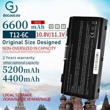11.1V batterie dordinateur portable pour asus A31 T12 A32 T12 A32 X51 X51R X51RL X58 X58C X58L X58Le T12C T12Er T12Fg T12Jg T12Ug X51H X51L