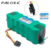 14.4V Ni MH 3500mAh Battery Vacuum Cleaner Robot Environmentally Rechargeable Battery Pack for Dibea X500/X580 KK8 CR120 ect