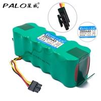 14.4V Ni-Mh 3500mAh Batteria Aspirapolvere Robot per L'ambiente Batteria Ricaricabile Pack per Dibea X500/X580 KK8 CR120 ect.