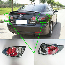 Car accessories body parts outer tail lamp for Mazda 6 sport coupe 2005  2010 hatchback