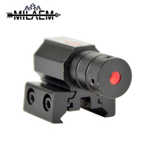 1pc Archery Red Dot Laser Sight Adjustable Light Fast Aiming Compound Bow Recurve Rifle Tactical Accessories Arrow