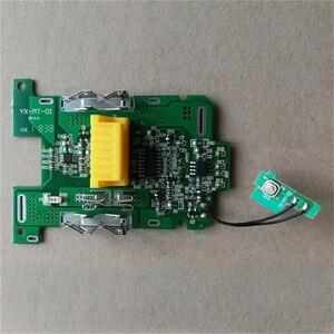 Image 5 - Ersatz Batterie Fall Lade Schutz PCB Circuit Board für MAKITA 18V BL1830 3,0 Ah 5,0 Ah BL1840 BL1850 Li Ion batterie