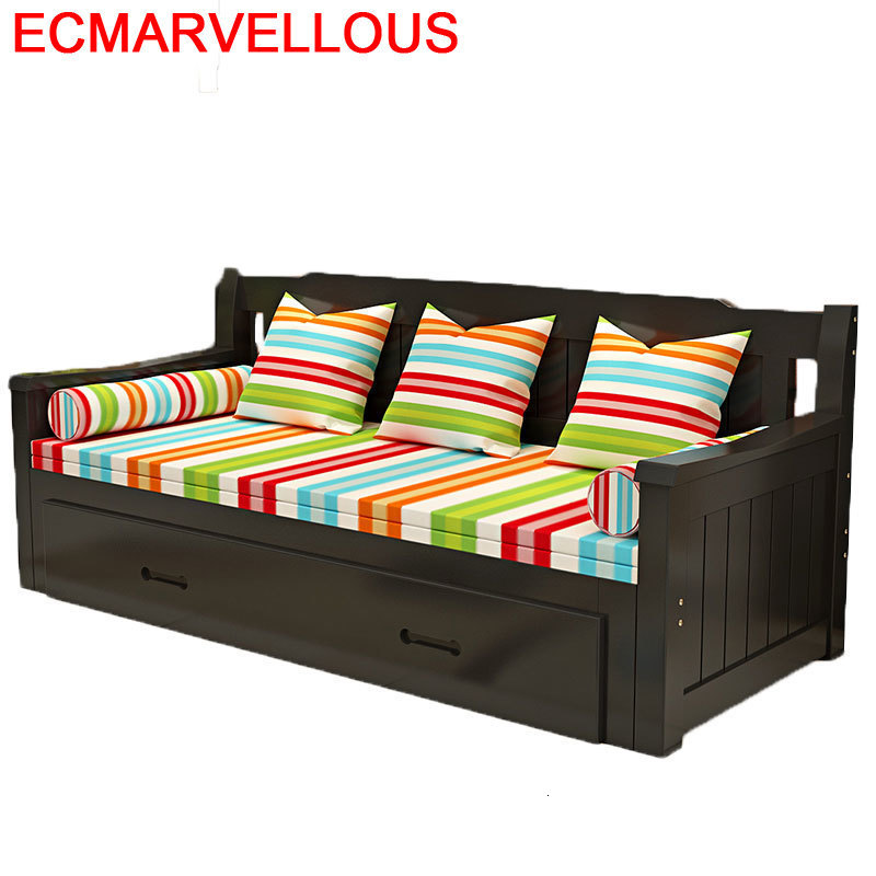 Recliner Kanepe Oturma Grubu Meble Do Salonu Futon Moderno Para Cama Plegable Wooden Mobilya Furniture Mueble De Sala Sofa Bed