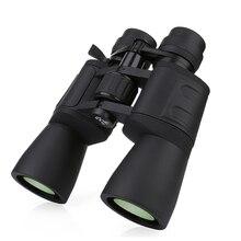 Borwolf 10 180X90 yüksek büyütme HD profesyonel Zoom güçlü dürbün ışık gece görüş avcılık teleskop monoküler