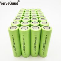 32Pcs 100% Original Li-ion ICR18650-26F 3.7V 2600mAh 18650 Lithium Rechargeable Battery For Flashlight Safe Batteries Industria
