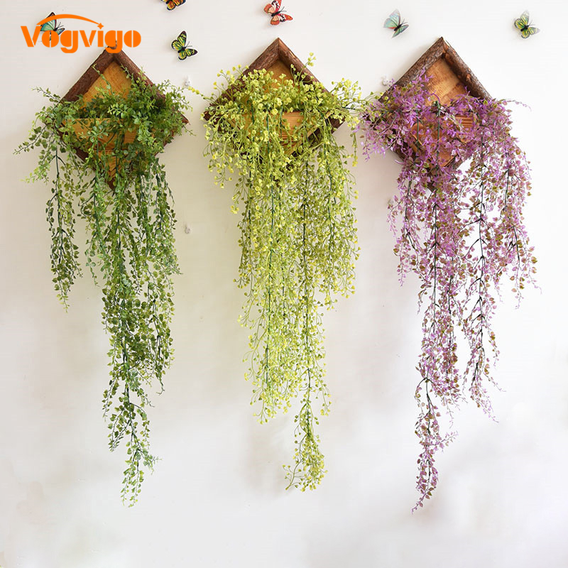 Vintage Anticorrosive Wooden Hanging Flowerpot Indoor Garden Plant Growth Creative Photo Frame Flower Basket Wall Decoration|Flower Pots & Planters| |  - title=