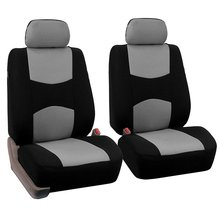 2pcs Car Seat Cover Set Front Seat Cover Four Seasons Universal Breathable Soft Warm Offer Front Seat Cover