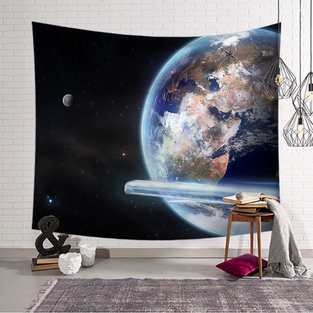 Hot pin Hanging Cloth Constellation Tapestry Printing Hanging Picture Tablecloth beach towel wall decoration Decorative Cloth in Tapestry from Home Garden