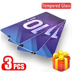 3PCS Tempered Glass for Honor 10 20 pro 10i 20 lite 20 i Screen Protector Protective Glass for Huawei Honor 10 20 pro 10i Glass(China)
