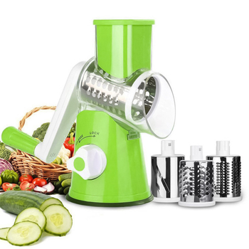 Multi functional Vegetable Grater Mandoline Fruit Cutter