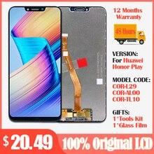 Oryginał dla Huawei honor play COR L29 wyświetlacz LCD Digitizer zespół ekranu dotykowego dla Huawei honor play wymiana ekranu LCD