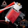 V6 резьбовой радиатор v6 hotend 12 В/24 В пульт дистанционного управления Bowen Печатный J-head Hotend и охлаждающий вентилятор кронштейн для E3D HOTEND для PT100 ...