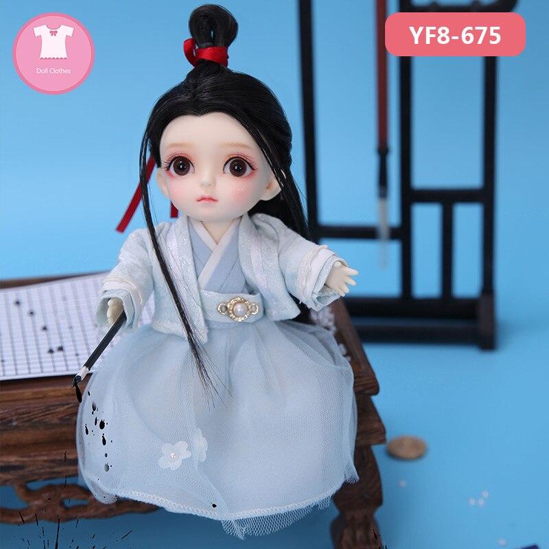 BJD Clothes Lati F1 Nolan Secretdoll body 1/8 BJD SD Dress Beautiful Doll Outfit Accessories luodoll
