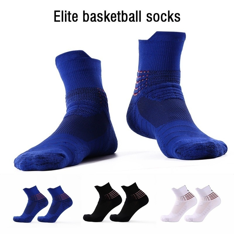 Men Funny Socks Low Cut Sports Socks Cotton Basketball Cycling Running Coolmax Socks Winter Camping Classic Breathable Bike Sock