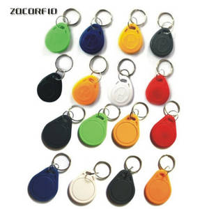 Keyfobs Keychains Token-Tag NFC RFID ISO14443A Smart-Access-Control-System 1k IC