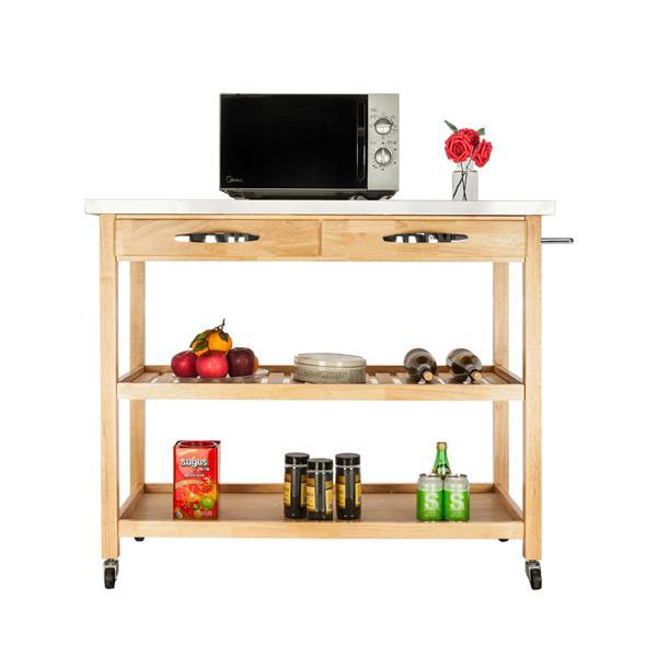 Moveable Kitchen Cart  4