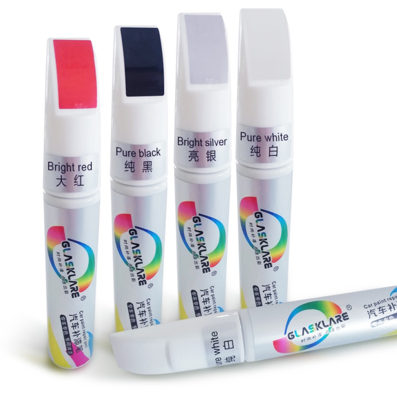 Car Mending Fill Paint Pen Tool Professional Applicator Waterproof Touch Up Car Paint Repair Coating Paint Scratch Clear Remover