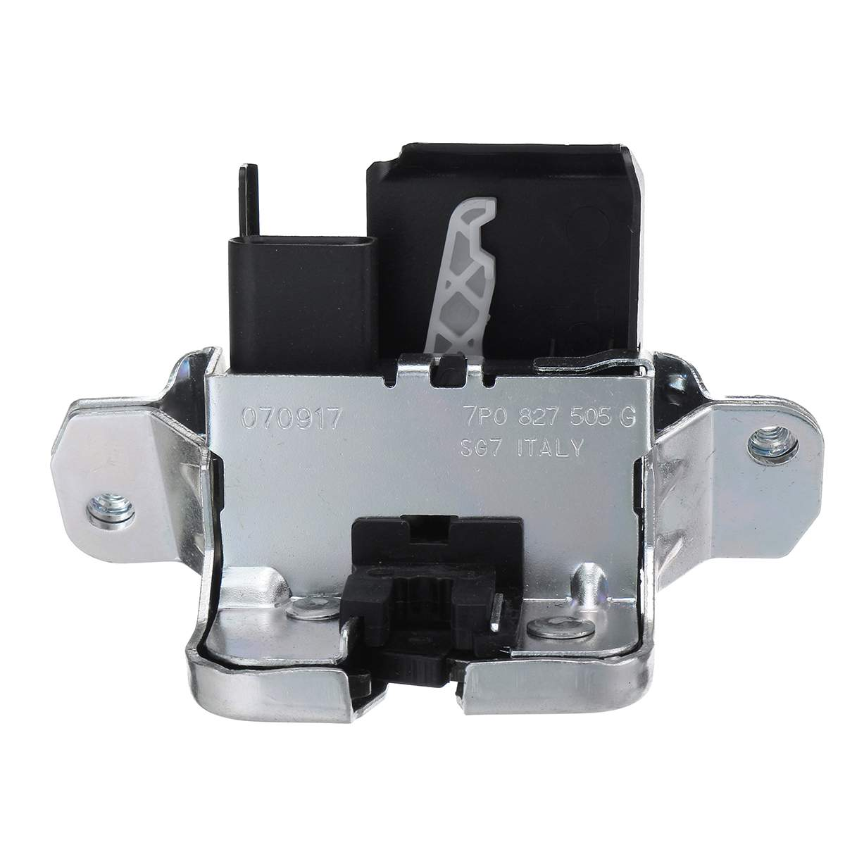 #7P0827505G Rear Trunk Door <font><b>Lock</b></font> switch For VW/Touareg/<font><b>Sharan</b></font> for Seat Alhambra 2010 2011 2012 2013 2014 2015 2016 2017 2018 19 image