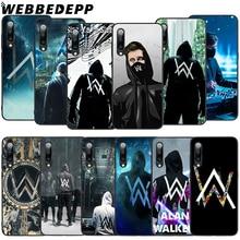 WEBBEDEPP Alan Walker Soft TPU Case for Xiaomi Mi 6 8 A2 Lite 6 9 Pro A1 Mix 2s Max 3 F1 9T A3 Pro CC9E Cover alan walker bergen