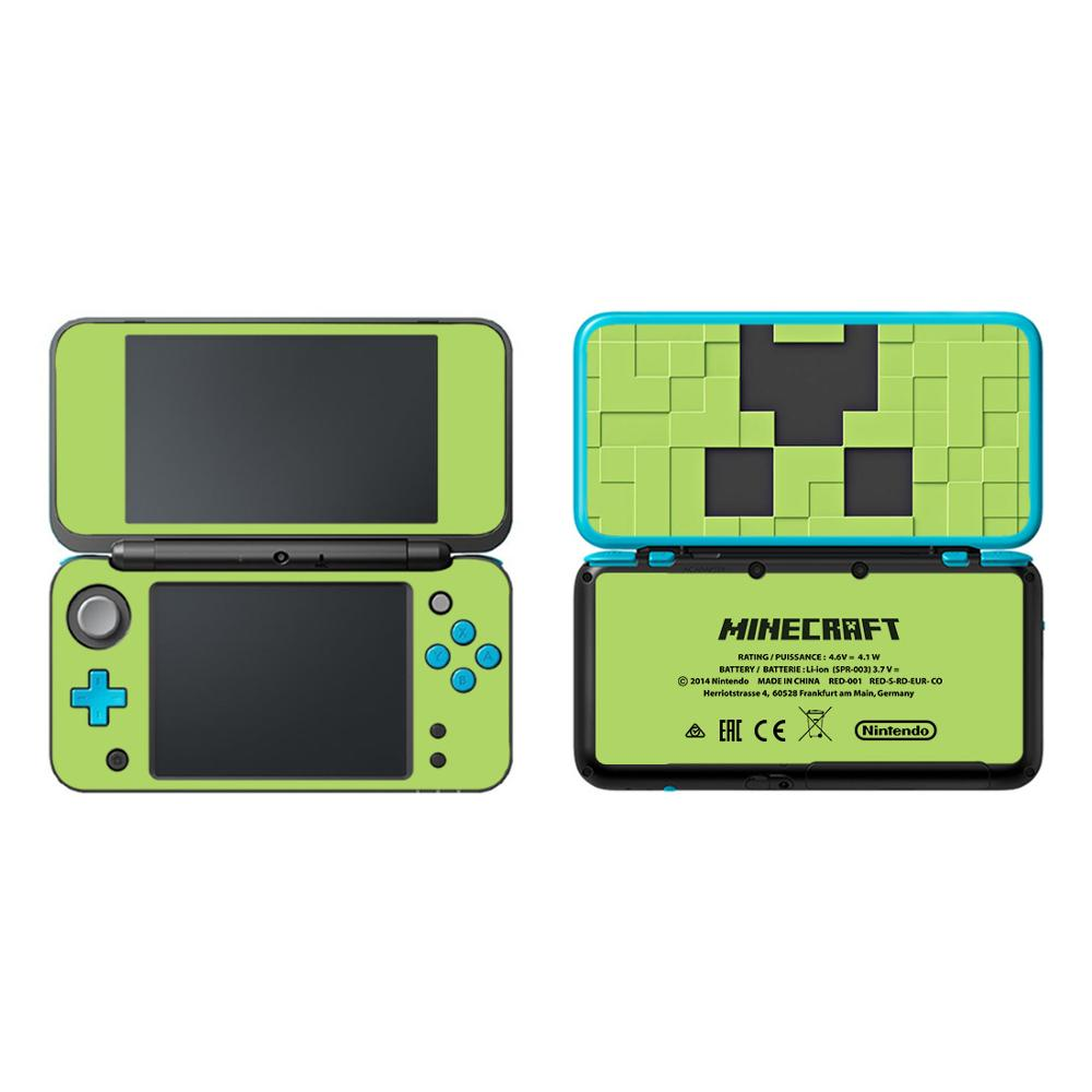New Decal Skin Sticker Cover For New 2DS LL XL Skin Sticker For Nintendo 2DSLL Vinyl Skin Sticker Protector