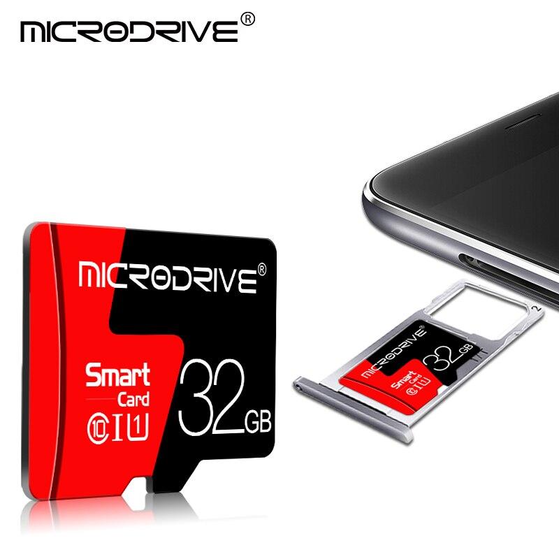 NUEVA tarjeta sd micro 8GB 16GB 32GB 64GB Clase 10 tarjeta de memoria 64GB 128gb tarjeta microsd de 32GB mini TF tarjeta flash tarjeta de conducir con adaptador