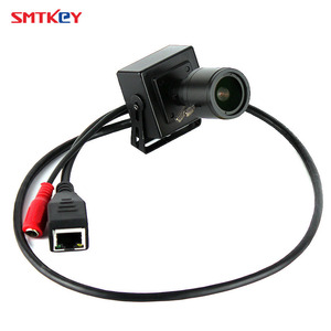 Image 5 - Smtkey 1080P H.265/H.265 + Ip Netwerk Camera Onvif 2MP / 4MP / 5MP In Dc 12V of 48V Poe 2.8 12 Mm Handmatige Zoom Lens Mini Ip Camera