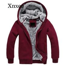 Spring Autumn Winter Women Outerwear   Women Hooded Coat Plus size Women Jacket Fur Lining Warm Female Parkas cotton 5xl zipper wmswjh 2017 winter jacket women s coat plus size fur hooded parkas women slim quilted jackets thicken zipper warm outerwear